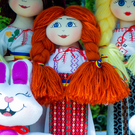 Puppet girl, Nikon COOLPIX L320