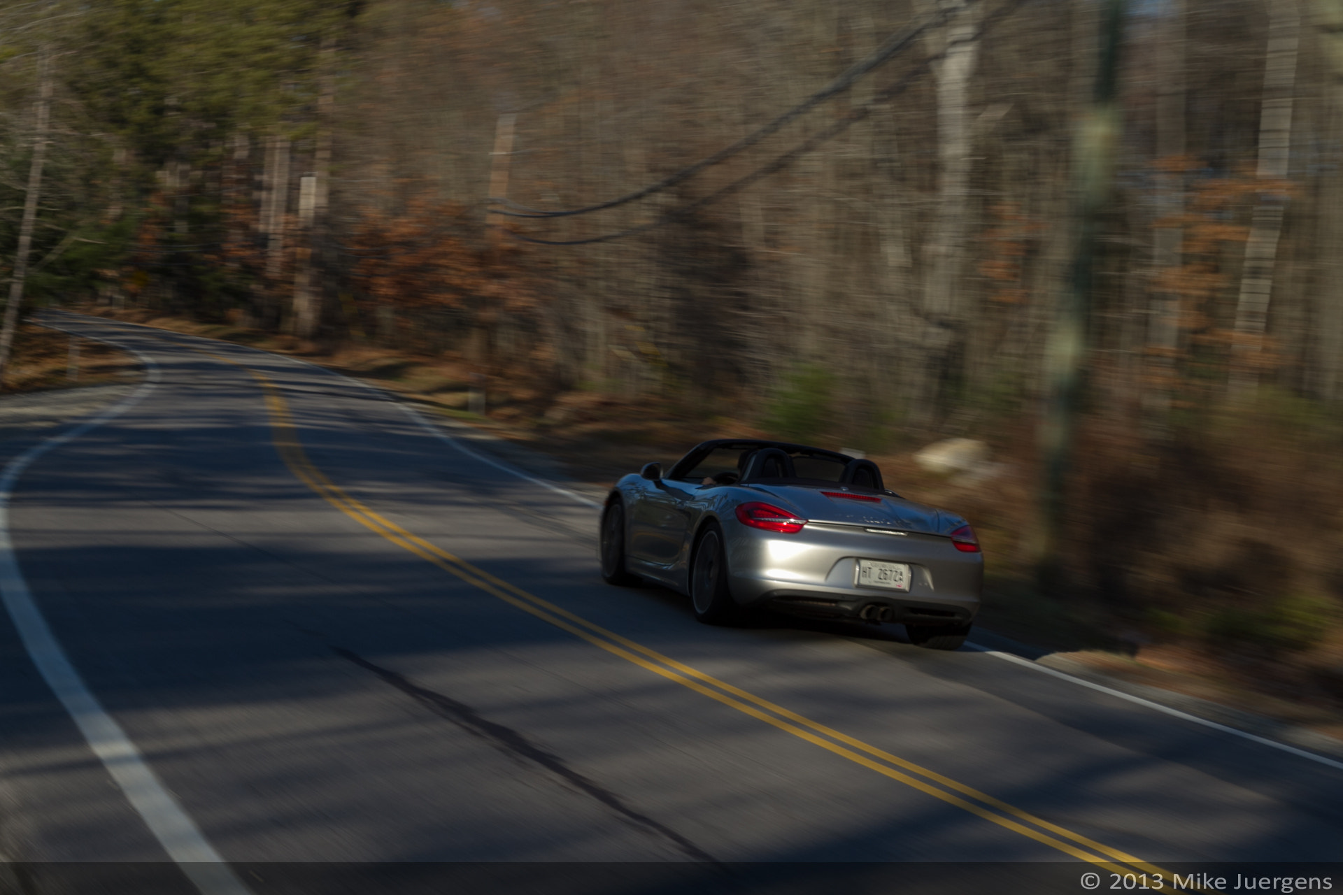 Photograph 2013 Porsche Boxster S by Mike Juergens on 500px