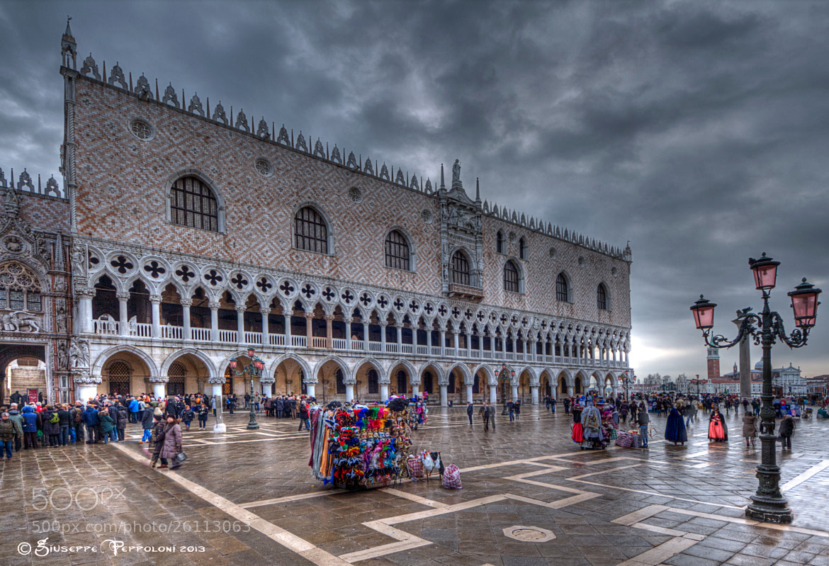 Photograph Venice - Palazzo Ducale by Giuseppe  Peppoloni on 500px
