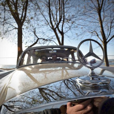 Old Mercedes, Nikon D750, AF-S Nikkor 17-35mm f/2.8D IF-ED