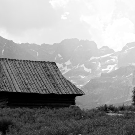 Gąsienicowa valley, Canon EOS 400D DIGITAL