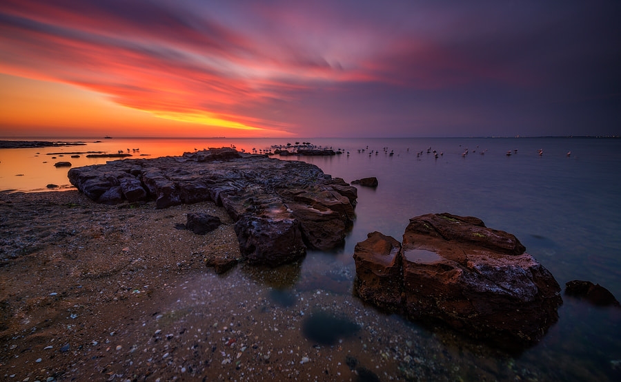 Photograph Brighton Beach by Lincoln Harrison on 500px