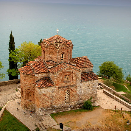 Ohrid ..., Canon EOS 750D, Sigma 18-250mm f/3.5-6.3 DC OS HSM