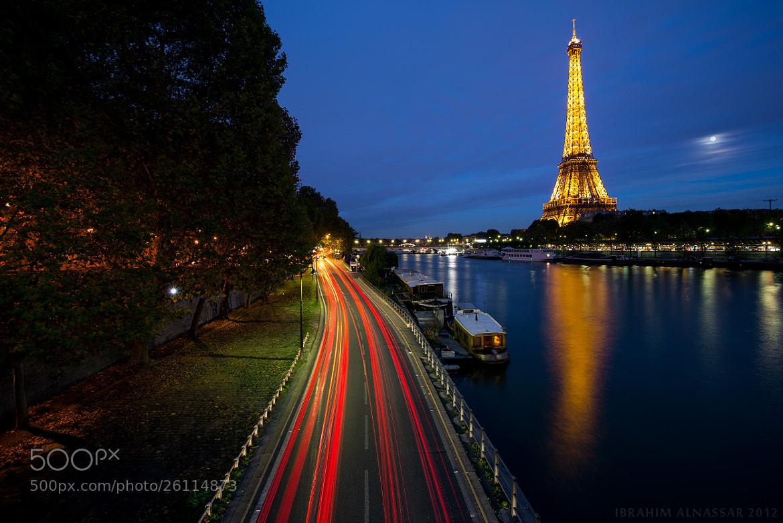 Photograph Eiffel Tower by Ibrahim  Alnassar on 500px