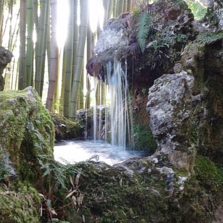 Tiny waterfall, Sony DSC-HX50