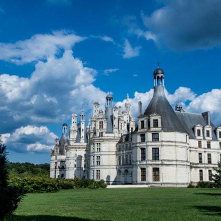 Le Château, Canon POWERSHOT G9 X