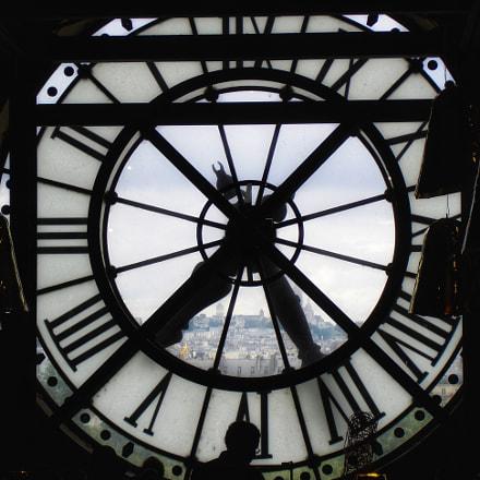Reloj Museo d'Orsay, Sony DSC-W1