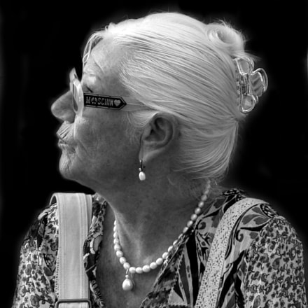 dama en Ibiza, Panasonic DMC-FZ5