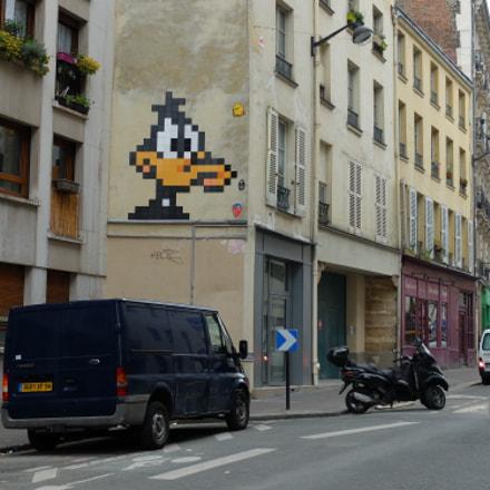 Даффи Дак в Париже, Fujifilm X20