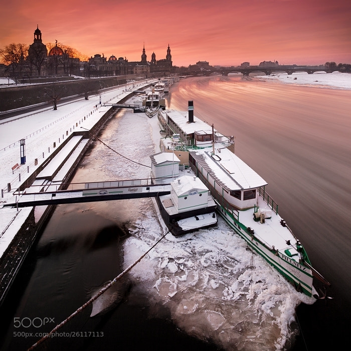 Photograph Winter In Dresden by Daniel Řeřicha on 500px