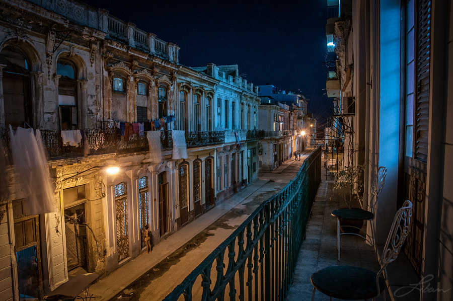 Photograph The Balcony by Liban Yusuf on 500px