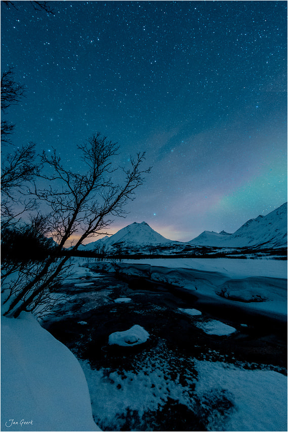 Photograph A cold Night by Jan Geerk on 500px