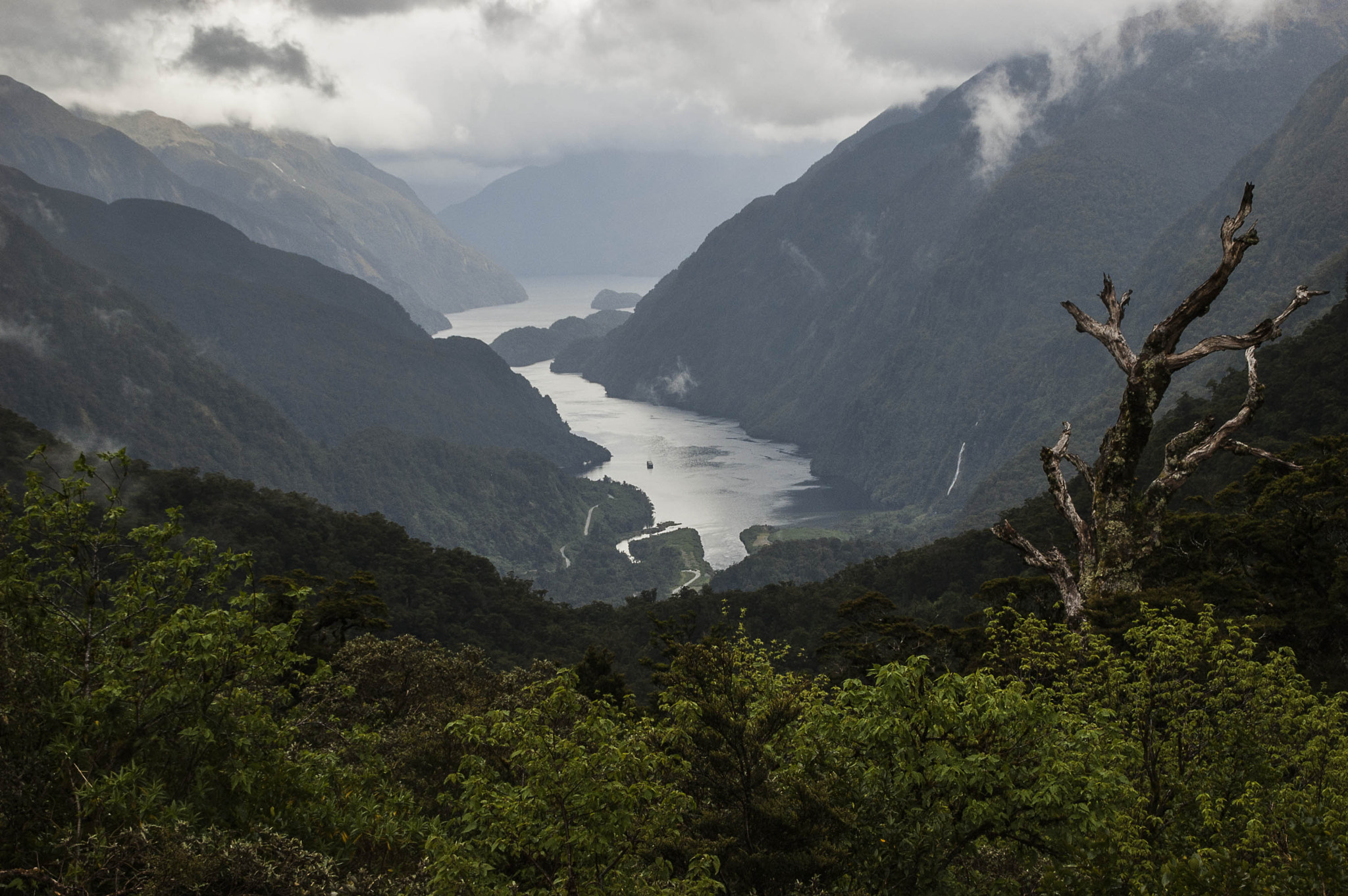 Photograph Doubtful Sound 2 by Margaret Morgan on 500px