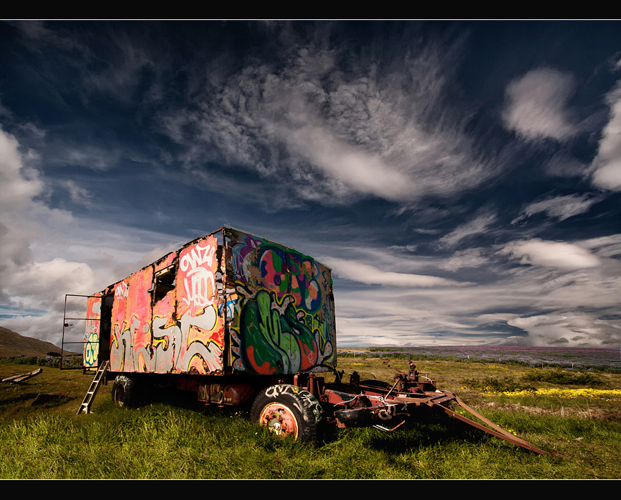 Photograph Trailer by Þorsteinn H Ingibergsson on 500px