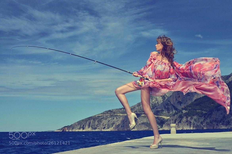Photograph Sea and fashion by Igoo Adler on 500px