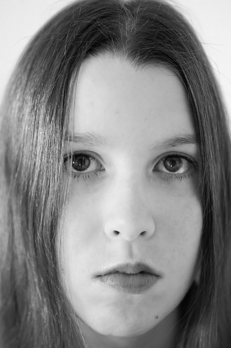Photograph Portrait of a Girl 2 by Nina de Laat on 500px