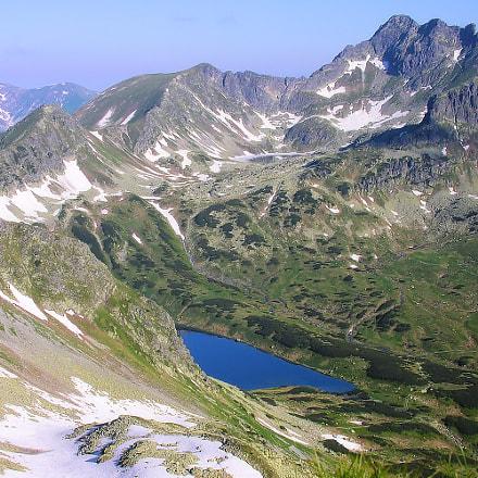 Tatra valley, Nikon E8800