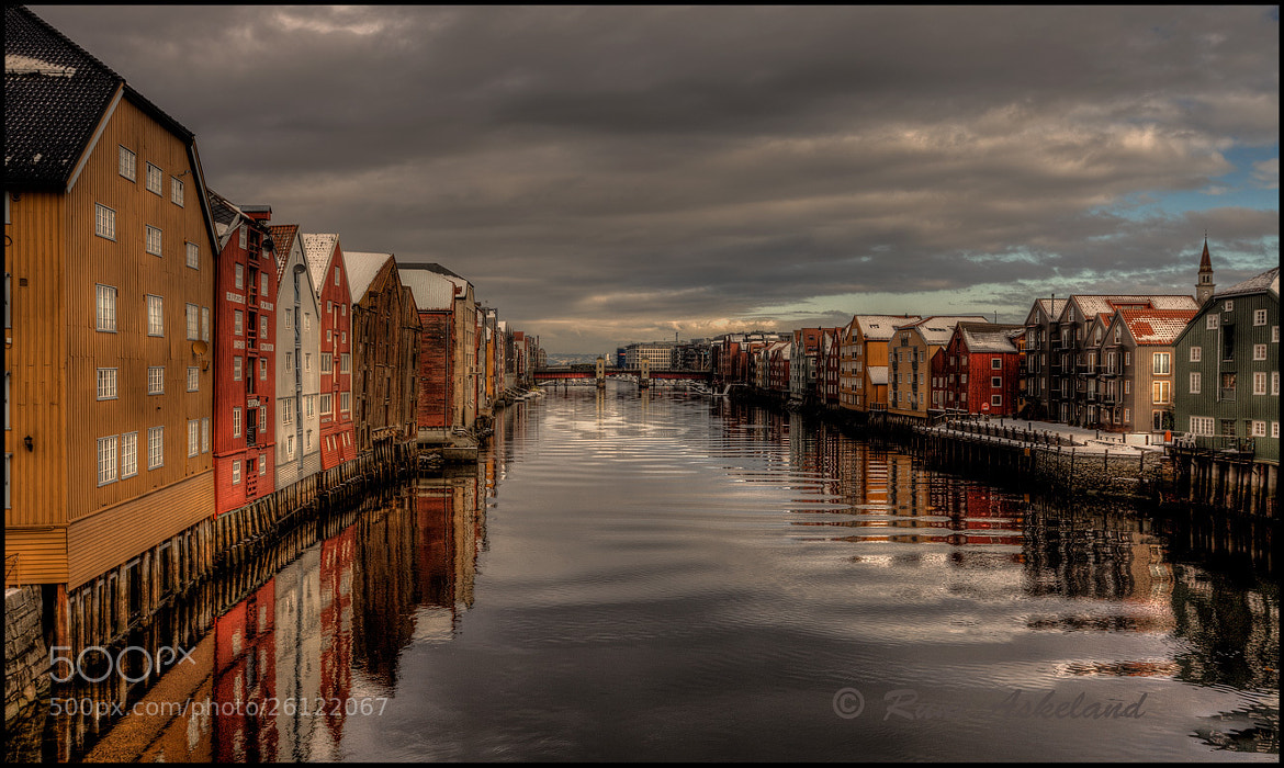 Photograph Trondheim by Rune Askeland on 500px