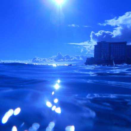 WAIKIKI BLUE, Nikon COOLPIX AW120