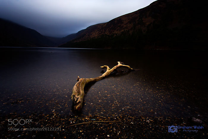 Photograph The Lough by Graham Walsh on 500px