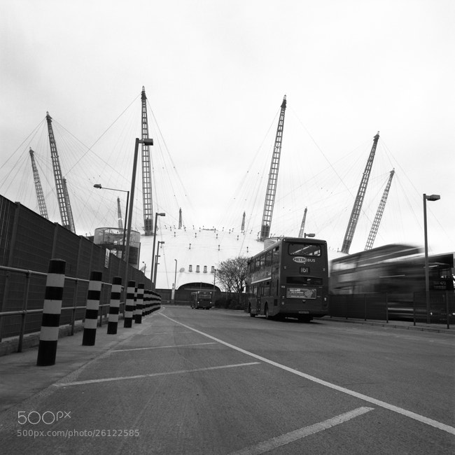 Photograph The Dome, North Greenwich, London, 2012 by Paul Cooklin on 500px
