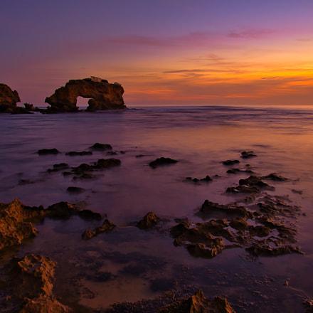 Bridgewater Bay Sunset, Nikon D610, AF-S VR Zoom-Nikkor 24-85mm f/3.5-4.5G IF-ED