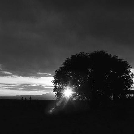 Sunset, Atacama desert, Canon POWERSHOT G9 X