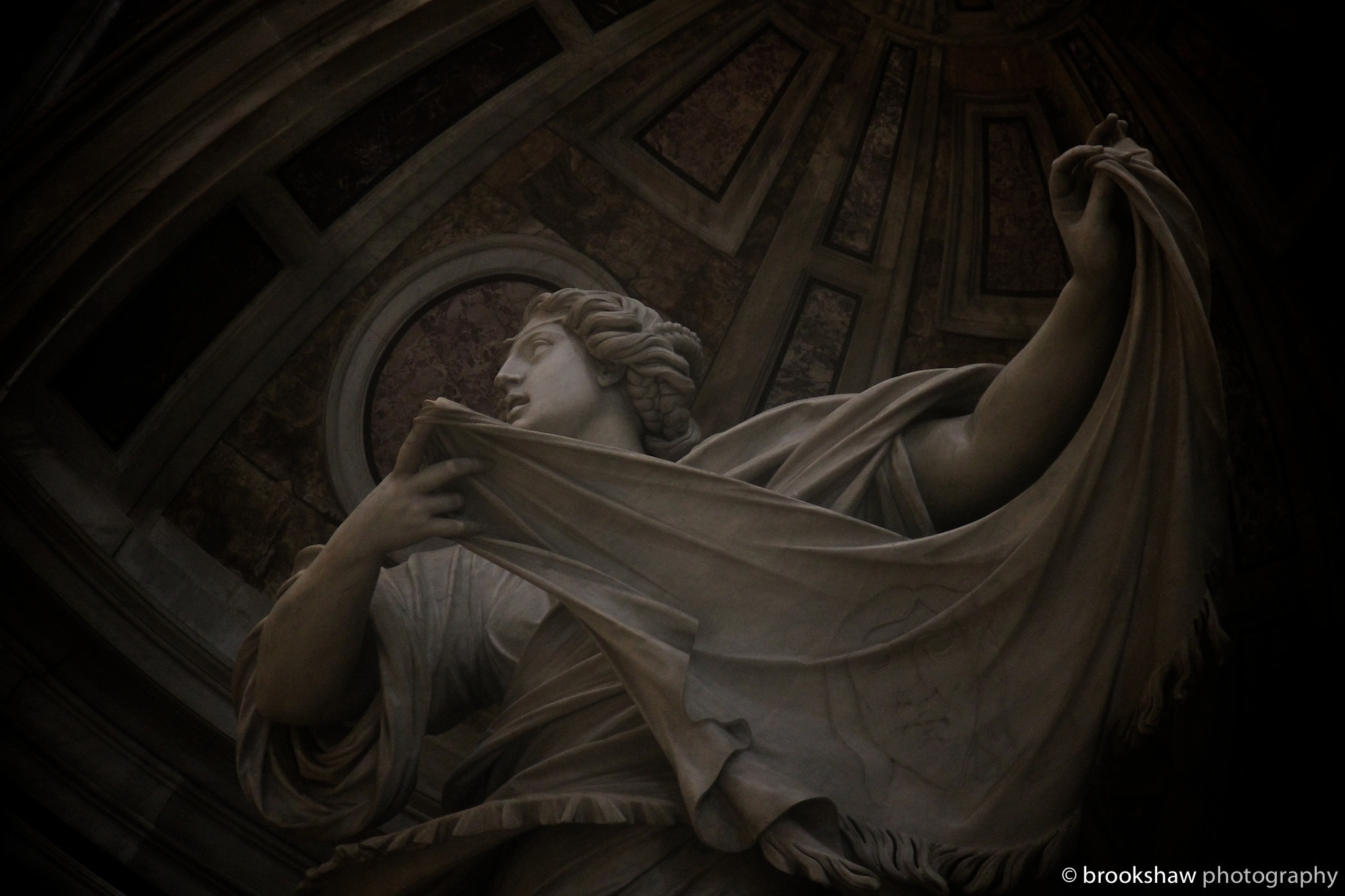 Photograph The Statue of St. Veronica by Gary Brookshaw on 500px
