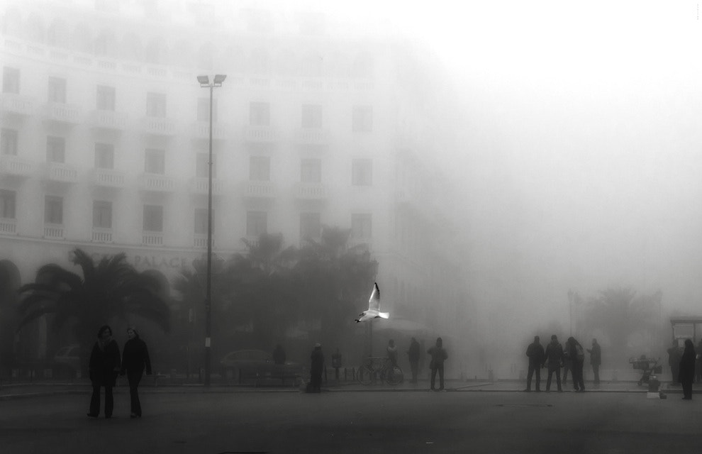 Photograph Aristotelous square by STELLA SIDIROPOULOU on 500px