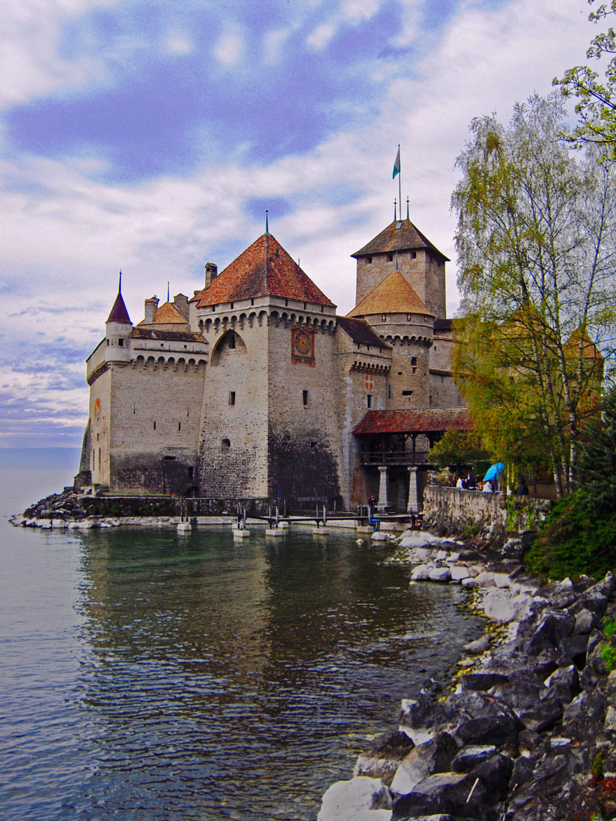 Photograph Chateau de Chillon by Hakki Arican on 500px