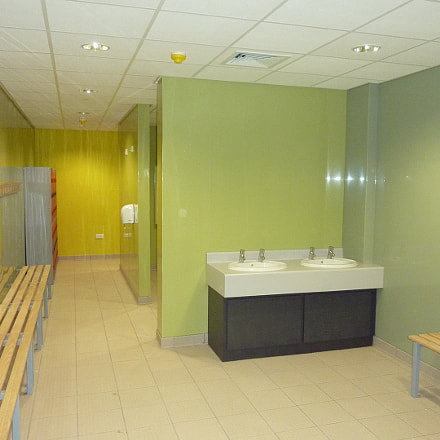 Hygienic Cladding, Panasonic DMC-ZS3