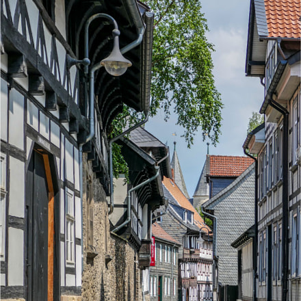 ein Blick nach Goslar, Panasonic DMC-TZ101