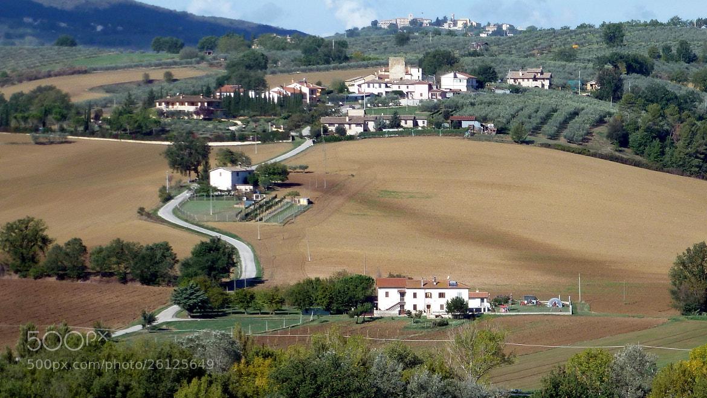 Photograph Paesaggio Umbro (Dintorni Spoleto) by Ulderico Pontini on 500px