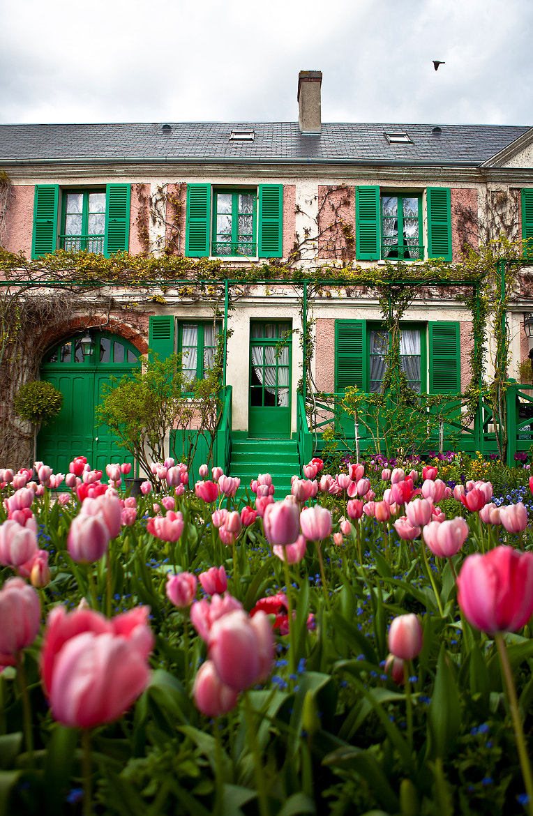 Photograph Giverny - Claude Monet's House and Gardens by KOS TAS on 500px