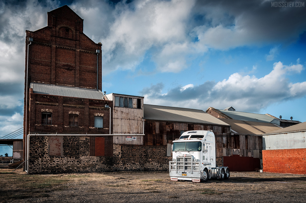 Photograph Kenworth K200 Big Cab by Andrey Moisseyev on 500px