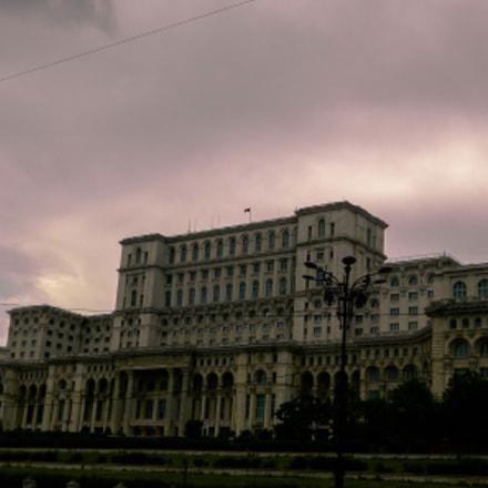 Palace of the Parliament, Nikon COOLPIX L120