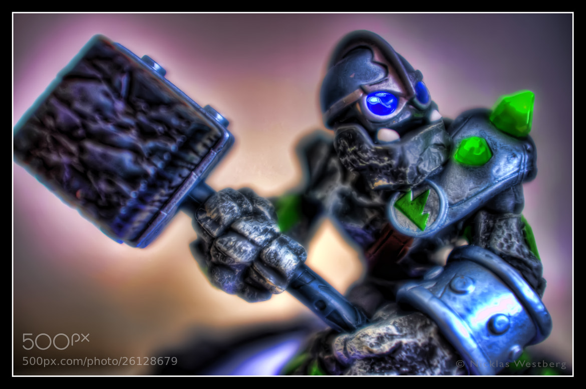 Photograph Skylander Crusher by Nicklas Westberg on 500px