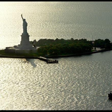 Statue of Liberty, Nikon D1
