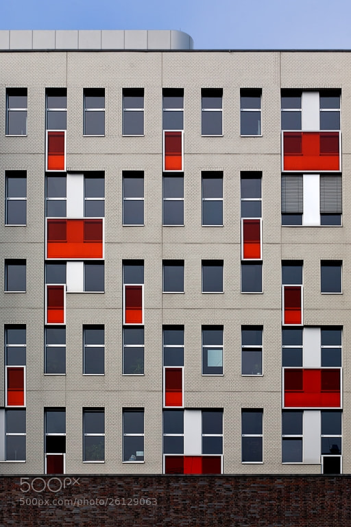 Photograph Patterns Tetris by Loic Guston on 500px
