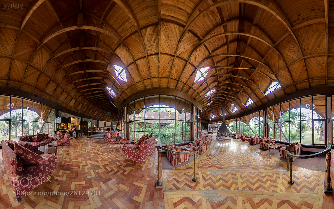Photograph 360° - Naivasha Lodge by Arthur Brunner on 500px