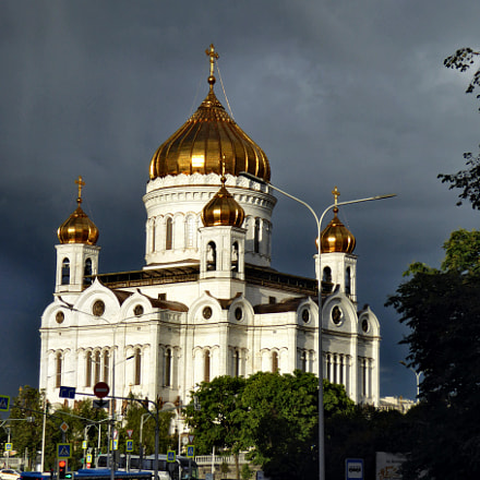 The Cathedral of Christ, Panasonic DMC-TZ60