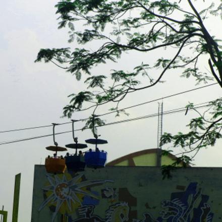 Rope riding item, Canon IXUS 510 HS