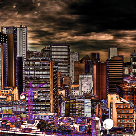 NEON CITY, Panasonic DMC-FZ50