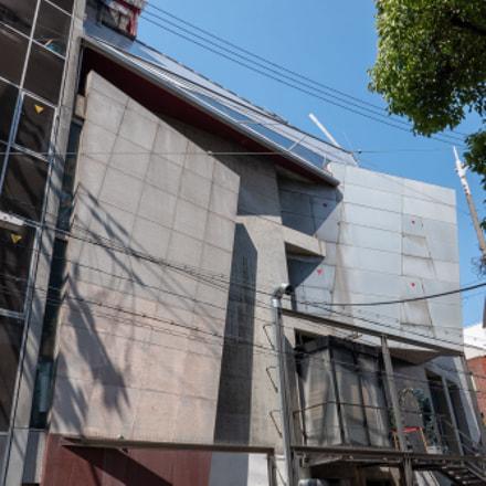 Takahashi Building TOPORO 51, Panasonic DMC-TX1