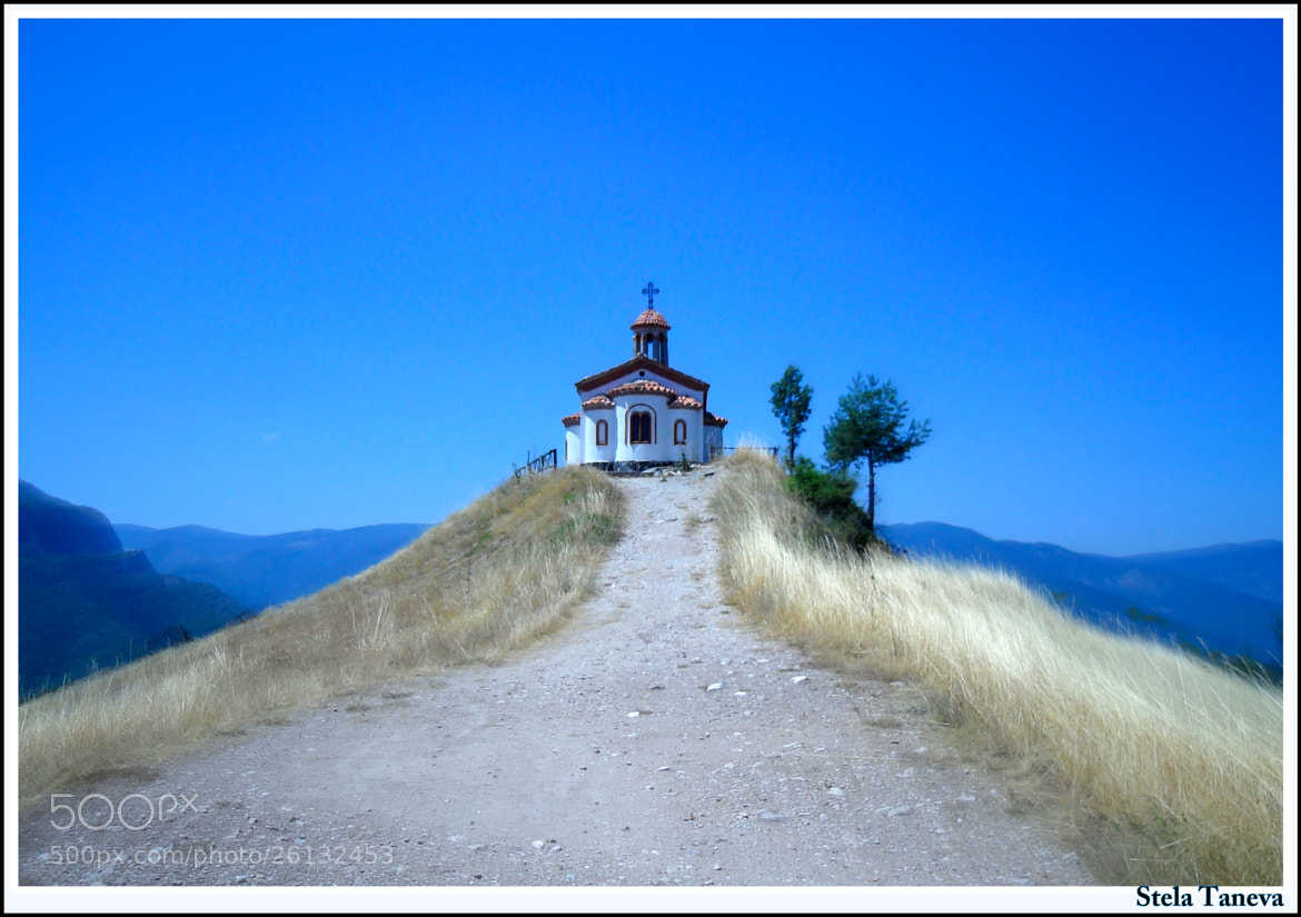 Photograph Temple in the mountain Rodopi.Bulgaria by Stela Taneva on 500px