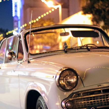 Vintage car, Canon EOS REBEL T4I, Canon EF 50mm f/1.8 STM