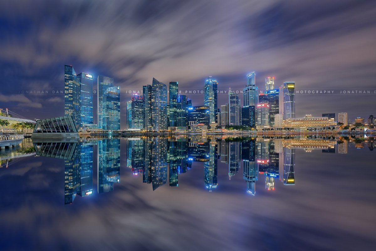 Photograph TIME CITY by Jonathan Danker on 500px