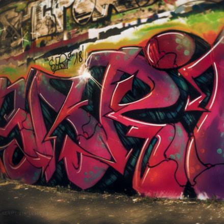 Street Art ( Sar... 18 ), Samsung Galaxy J1