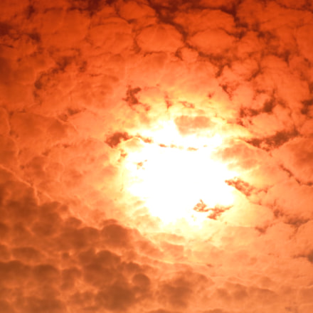 Fire in the Sky..., Canon POWERSHOT SX240 HS