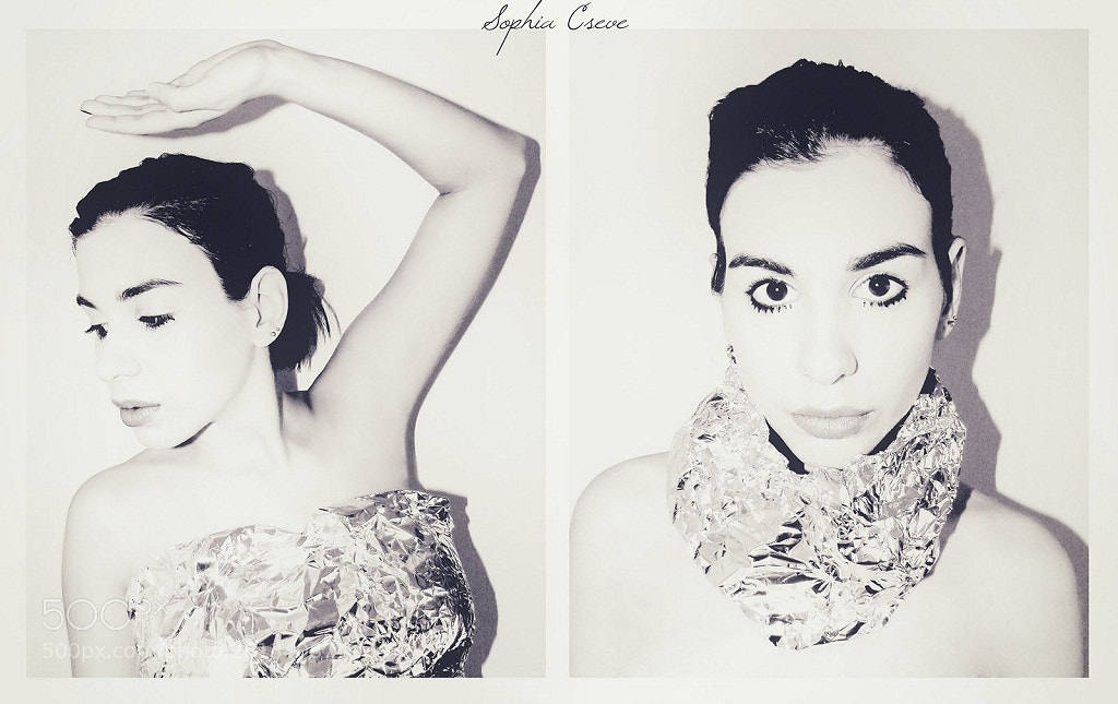 Photograph foil by Sophia Cseve on 500px